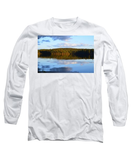Stormclouds Scatter Long Sleeve T-Shirt by David Porteus