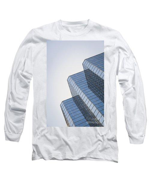 Straight Across My Mind Long Sleeve T-Shirt