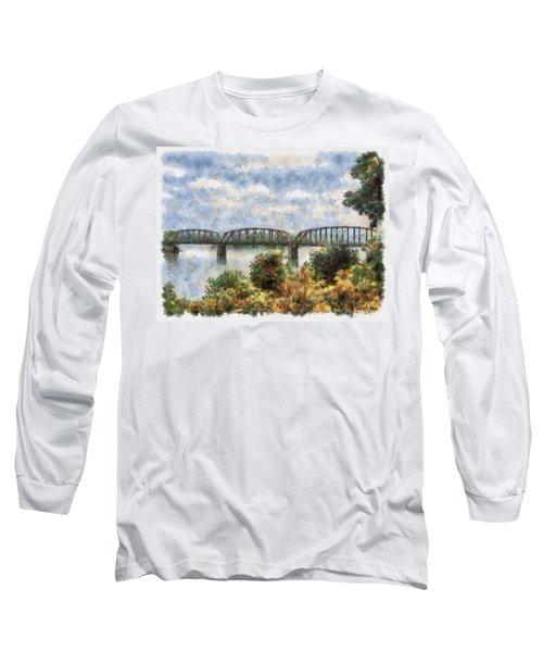 Strang Bridge Long Sleeve T-Shirt