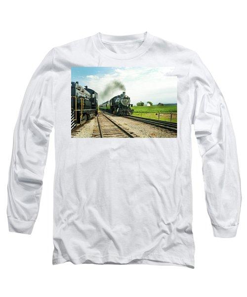Strasburg Express Long Sleeve T-Shirt