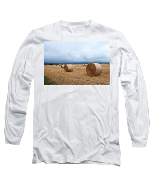 Straw For The Garden Maybe Long Sleeve T-Shirt