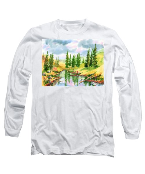 Strawberry Reservoir 2 Long Sleeve T-Shirt