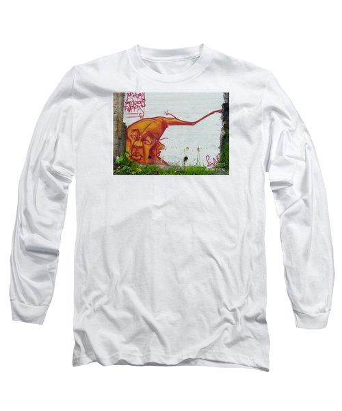 Street Art 4 Long Sleeve T-Shirt