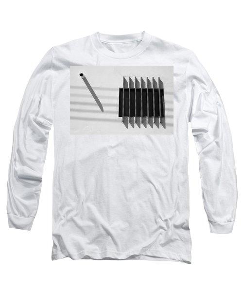 String Shadows - Selected Award - Fiap Long Sleeve T-Shirt