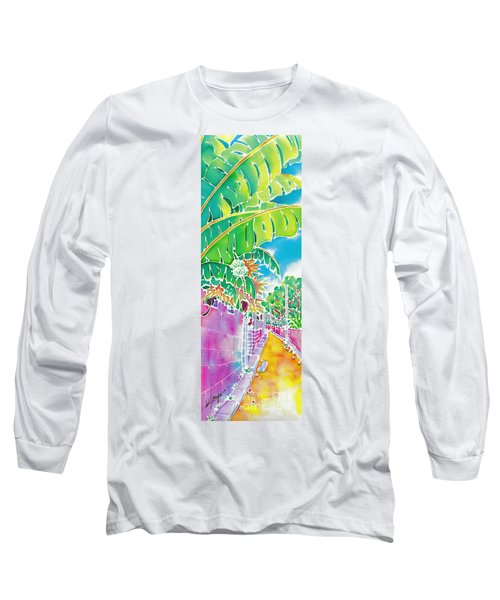 Strolling The Village Long Sleeve T-Shirt