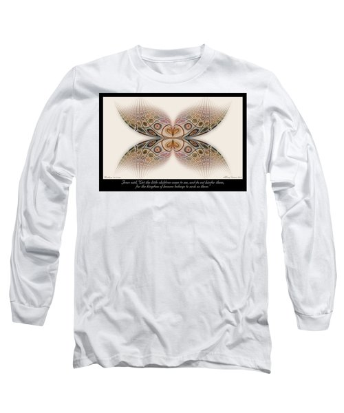 Such As These Long Sleeve T-Shirt