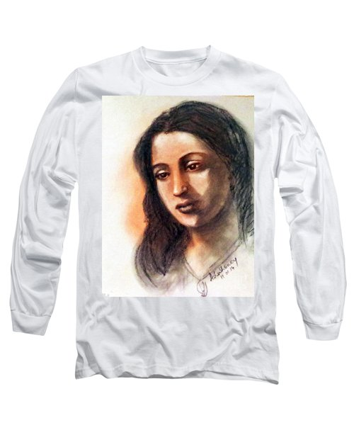 Suchitra Sen Long Sleeve T-Shirt