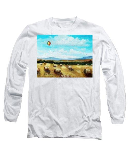 Summer Flight 3 Long Sleeve T-Shirt