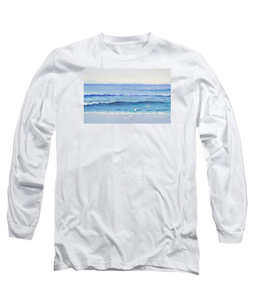 Summer Seascape Long Sleeve T-Shirt