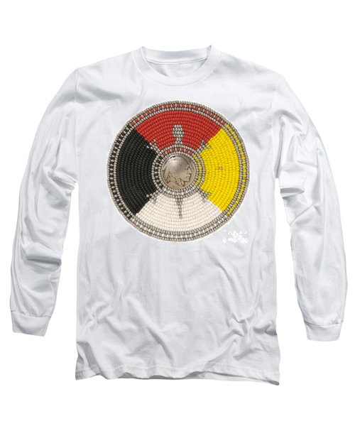 Sundance Indian Long Sleeve T-Shirt