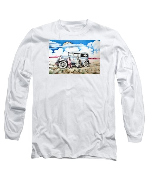 Sunday Drive Long Sleeve T-Shirt