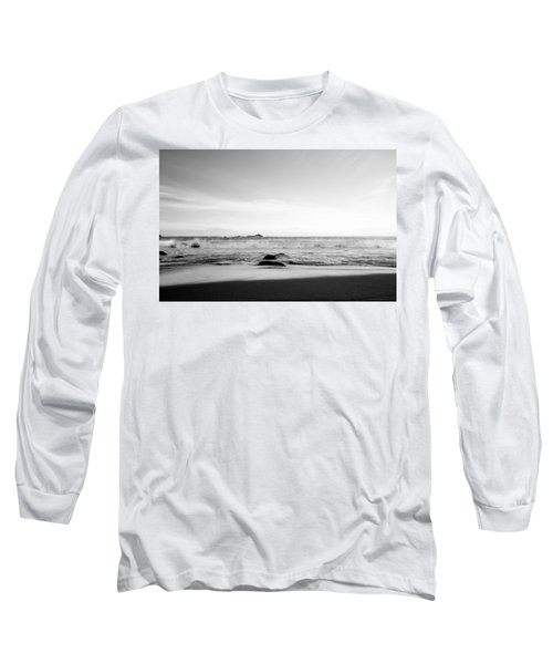 Sunlight On Beach Long Sleeve T-Shirt