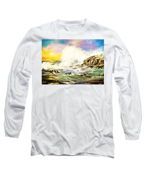 Sunset Breakers Long Sleeve T-Shirt