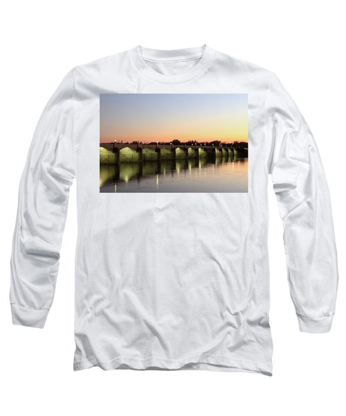 Sunset Hues Long Sleeve T-Shirt