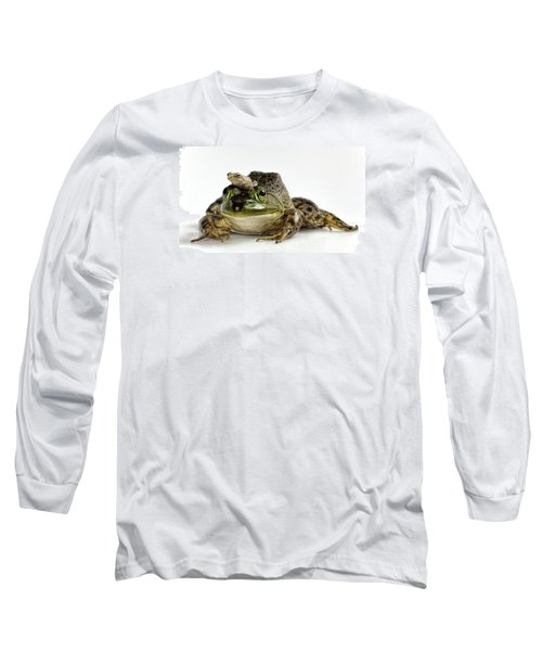 Long Sleeve T-Shirt featuring the photograph Support Your Friends by John Crothers