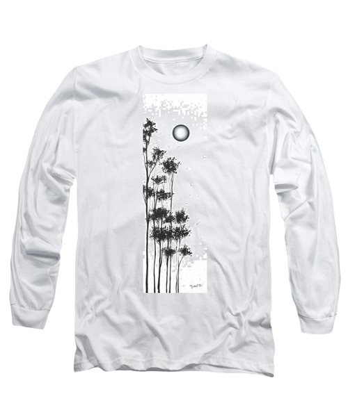 Surreal Abstract Landscape Art Painting By Madart Long Sleeve T-Shirt