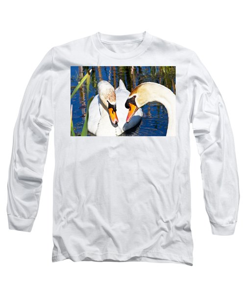 Swans Long Sleeve T-Shirt