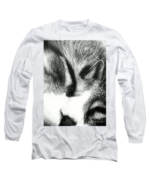 Long Sleeve T-Shirt featuring the photograph Sweet Dreams by Jacqueline McReynolds