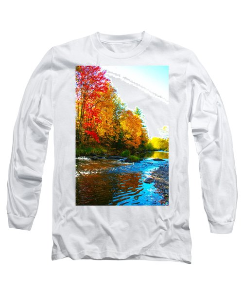 Sweet Serenity Long Sleeve T-Shirt