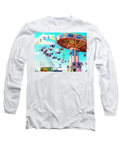 Swingers Have More Fun Long Sleeve T-Shirt