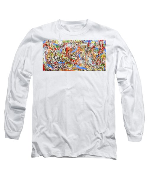 Swirls Amore Long Sleeve T-Shirt