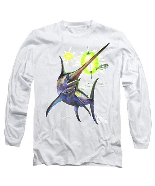 Swordfishing Long Sleeve T-Shirt
