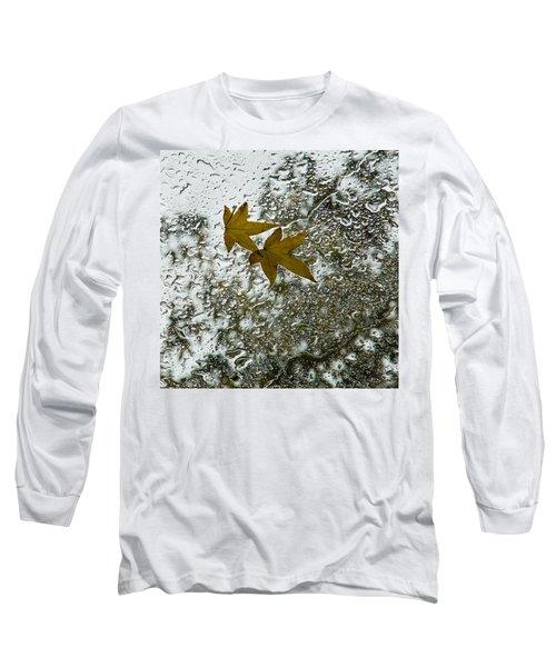 Symbols Of Autumn  Long Sleeve T-Shirt