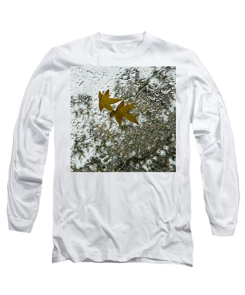 Symbols Of Autumn  Long Sleeve T-Shirt