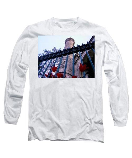 Symbols Of Istanbul Long Sleeve T-Shirt