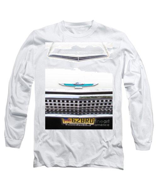 T-bird Hood Long Sleeve T-Shirt