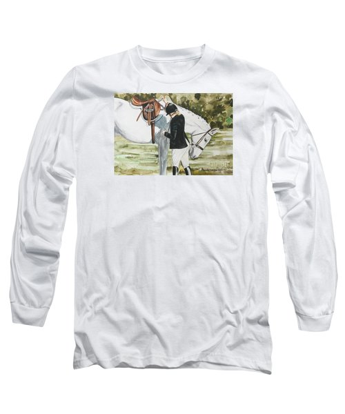Tacking Up Long Sleeve T-Shirt