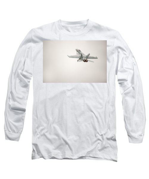 Take Off Long Sleeve T-Shirt by Ray Warren