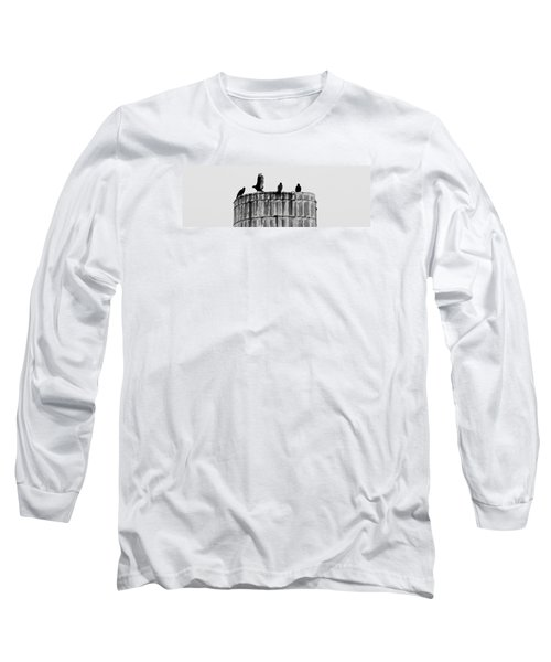 Taking Wing Long Sleeve T-Shirt