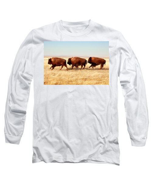 Tatanka Long Sleeve T-Shirt