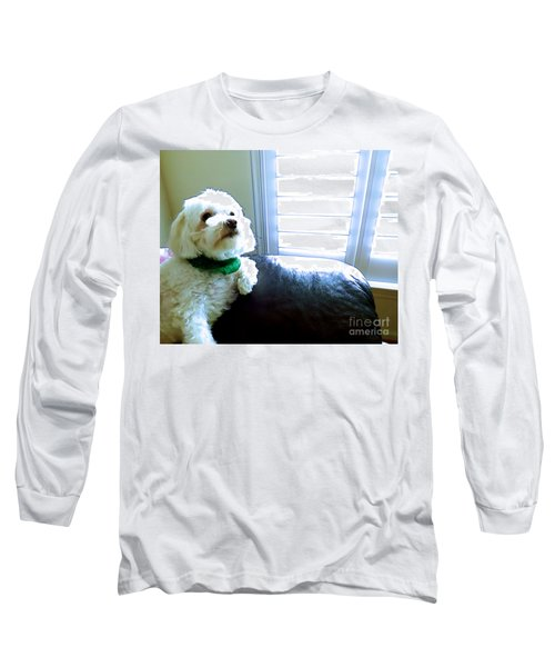 Teddy Long Sleeve T-Shirt