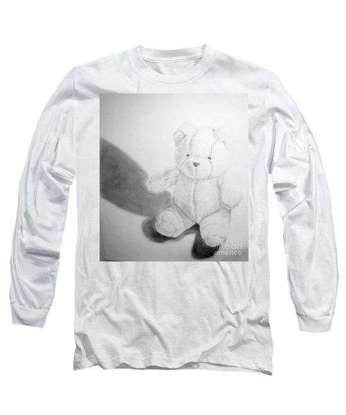 Teddy Long Sleeve T-Shirt by Tamir Barkan
