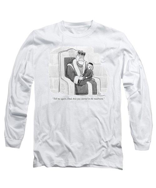 Tell Long Sleeve T-Shirt