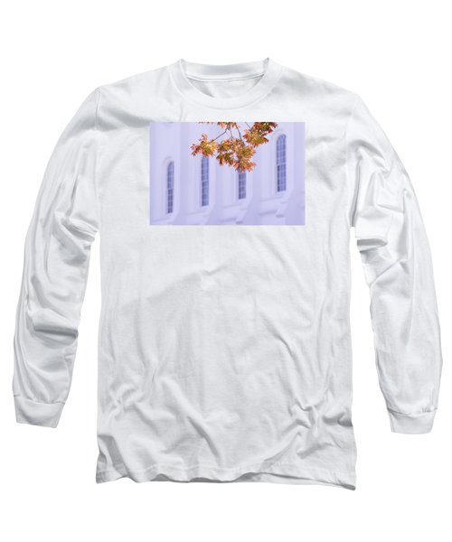 Temple Accent Long Sleeve T-Shirt