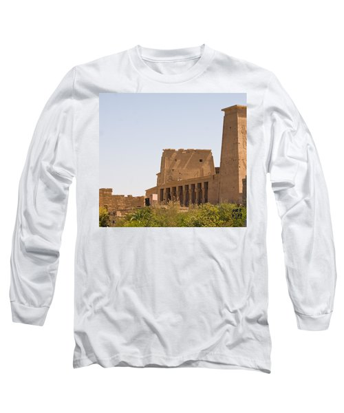Temple View Long Sleeve T-Shirt