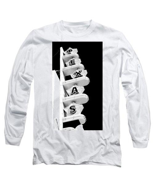 Texas Theater Long Sleeve T-Shirt