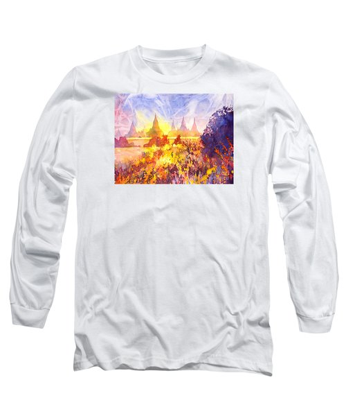 That Ruined Feeling Long Sleeve T-Shirt by Ryan Fox