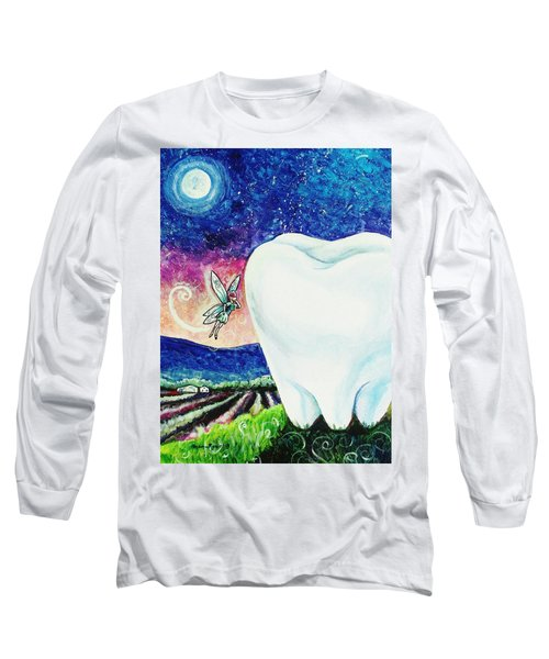 That's No Baby Tooth Long Sleeve T-Shirt