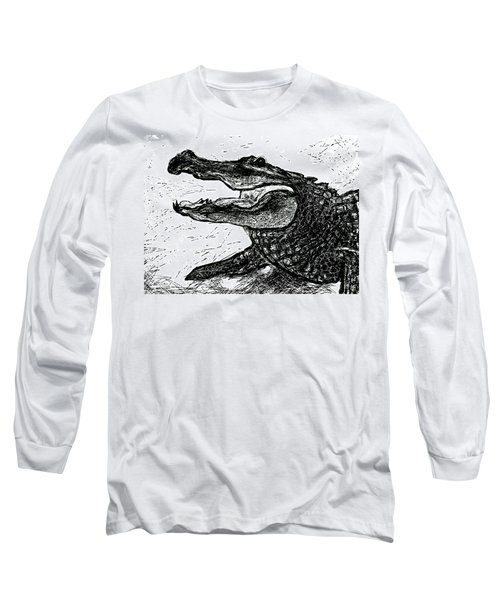 The Alligator Long Sleeve T-Shirt