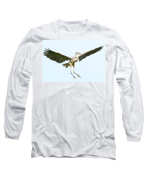 The Arrival Long Sleeve T-Shirt by Heather King
