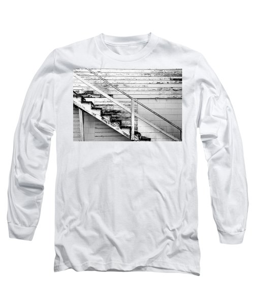 The Back Stairs Long Sleeve T-Shirt