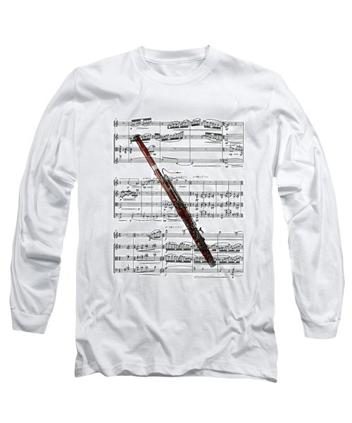 The Bassoon Long Sleeve T-Shirt
