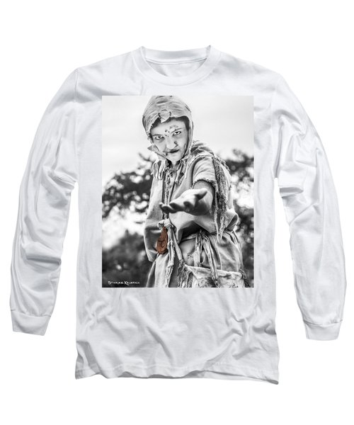 The Begging Leprous Long Sleeve T-Shirt