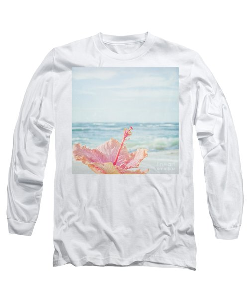 Long Sleeve T-Shirt featuring the photograph The Blue Dawn by Sharon Mau