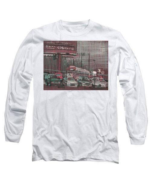 The Boneyard Long Sleeve T-Shirt