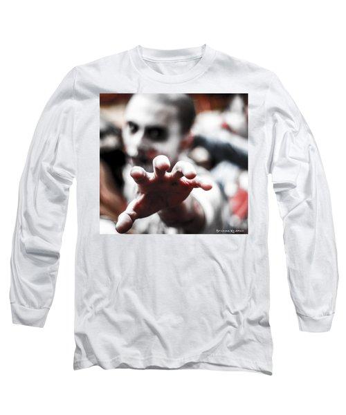 The Brain Snatcher Long Sleeve T-Shirt